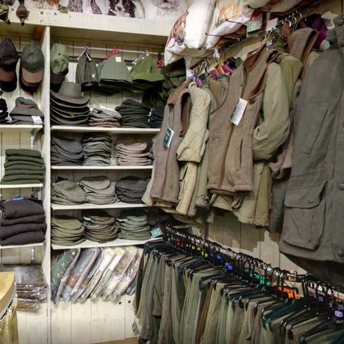 Countryside clothing